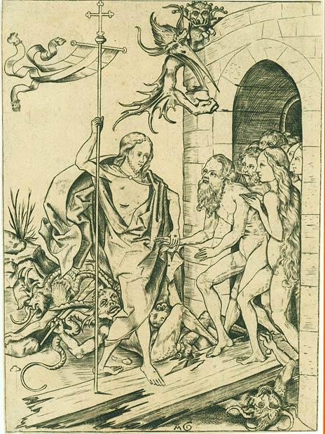 Old master print